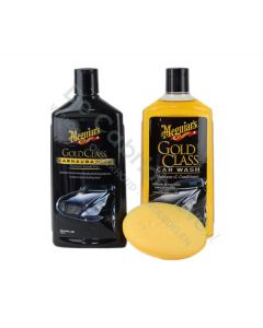Meguiar's Gold Class Wash & Wax Car Care Kit
