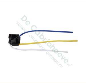 Aansluitblok H4 met kabels