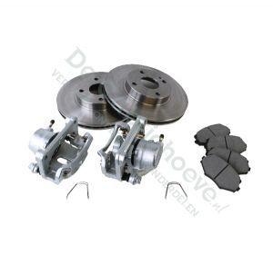Big brake kit van 235 - 255mm
