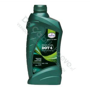 Remvloeistof Eurol DOT 4 (1 liter)