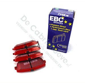 EBC Remblokken Redstuff achterzijde NC 1.8l - 2.0l/ND 1.5l - 2.0l
