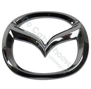 Mazda Embleem kofferdeksel