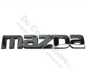 Mazda Embleem achterbumper
