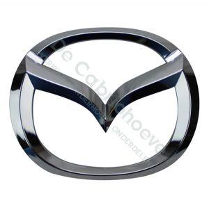 Mazda Embleem kofferdeksel (softtop)