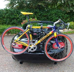 Fietsendrager Bones (2 fietsen)