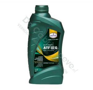 Stuurbekrachtigings- en Transmissie-olie voor de automaat ATF III G (1 liter)