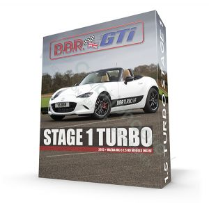 BBR MX 5 Stage 1 Turbo 1.5l