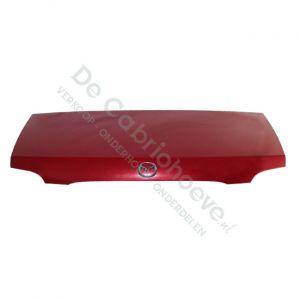 Kofferbakdeksel rood (Gebruikt)