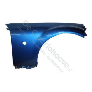 Spatbord rechtsvoor blauw (Gebruikt)