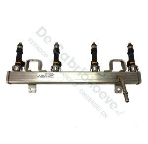 Injectorrail met injectoren 1.8l NC (Gebruikt)